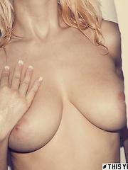 Sabrina Bunny huge natural boobs mom fucked