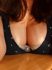 Tyla Jessop huge natural boobs brunette pornstar