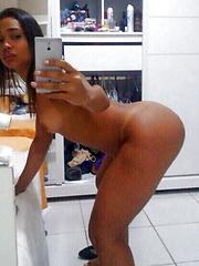 Selfie Collection Black Girls