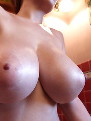 Stay tuned for more Tessa and her awesome big boobs