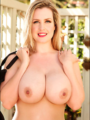 More 34HH Brooke Brit? You bet! We love checking out and ogling hot babes with big tits and sine Brooke is our newest busty sensation