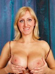 Rachel has a great set of all natural tits that beg to be fucked!