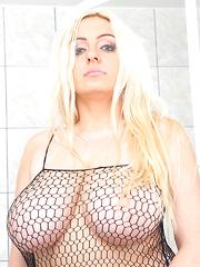 Anabelle Mayaa in BodyStockings