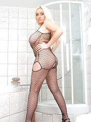 Anabelle Mayaa in BodyStockings